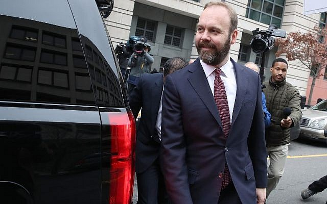 Rick Gates Solicited Proposal For Online Disinformation Campaign to Help Trump