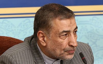Alireza Avaie (Alireza.gharibdoust / Wikipedia)