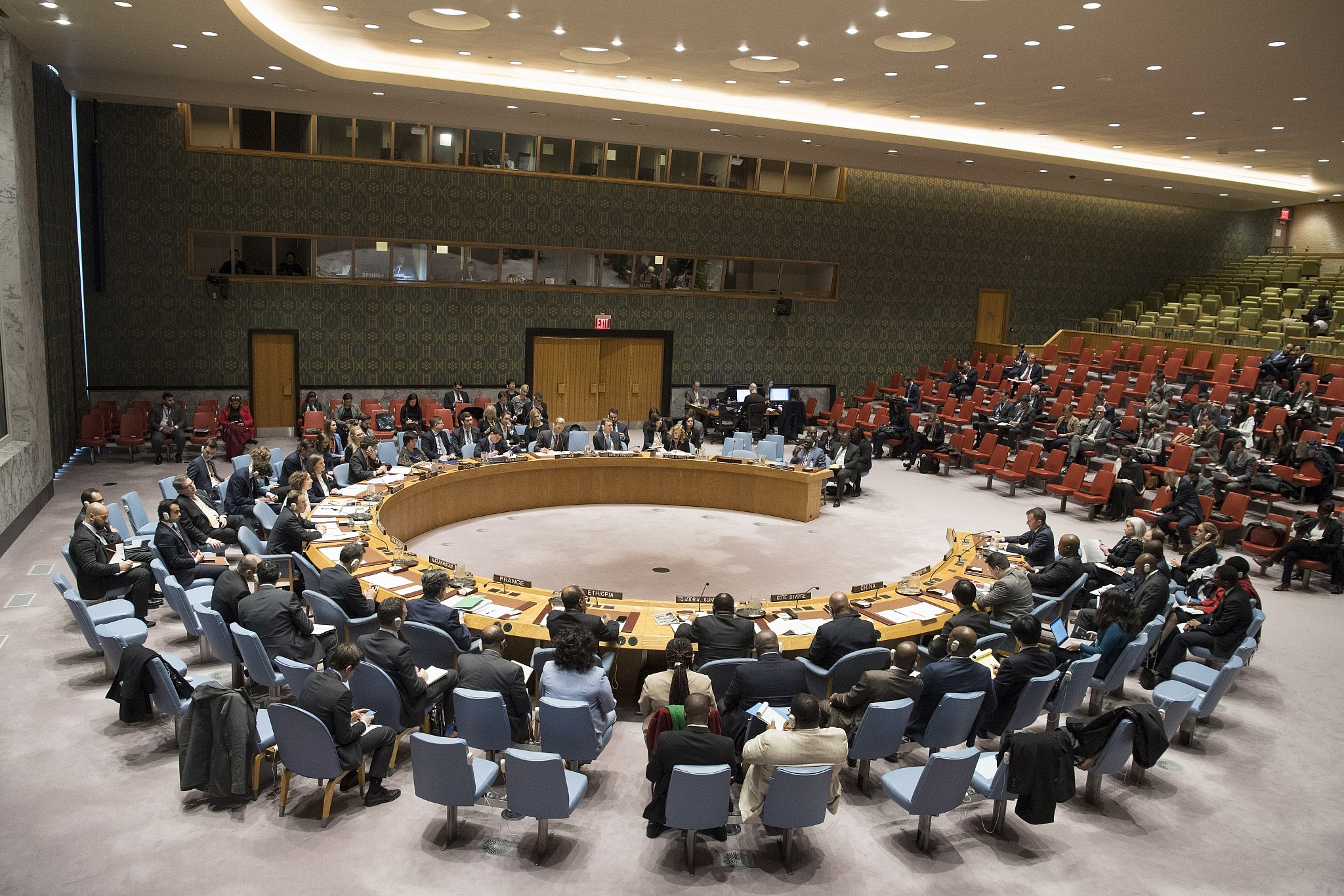 Kuwait floats Security Council statement urging probe of Gaza ...