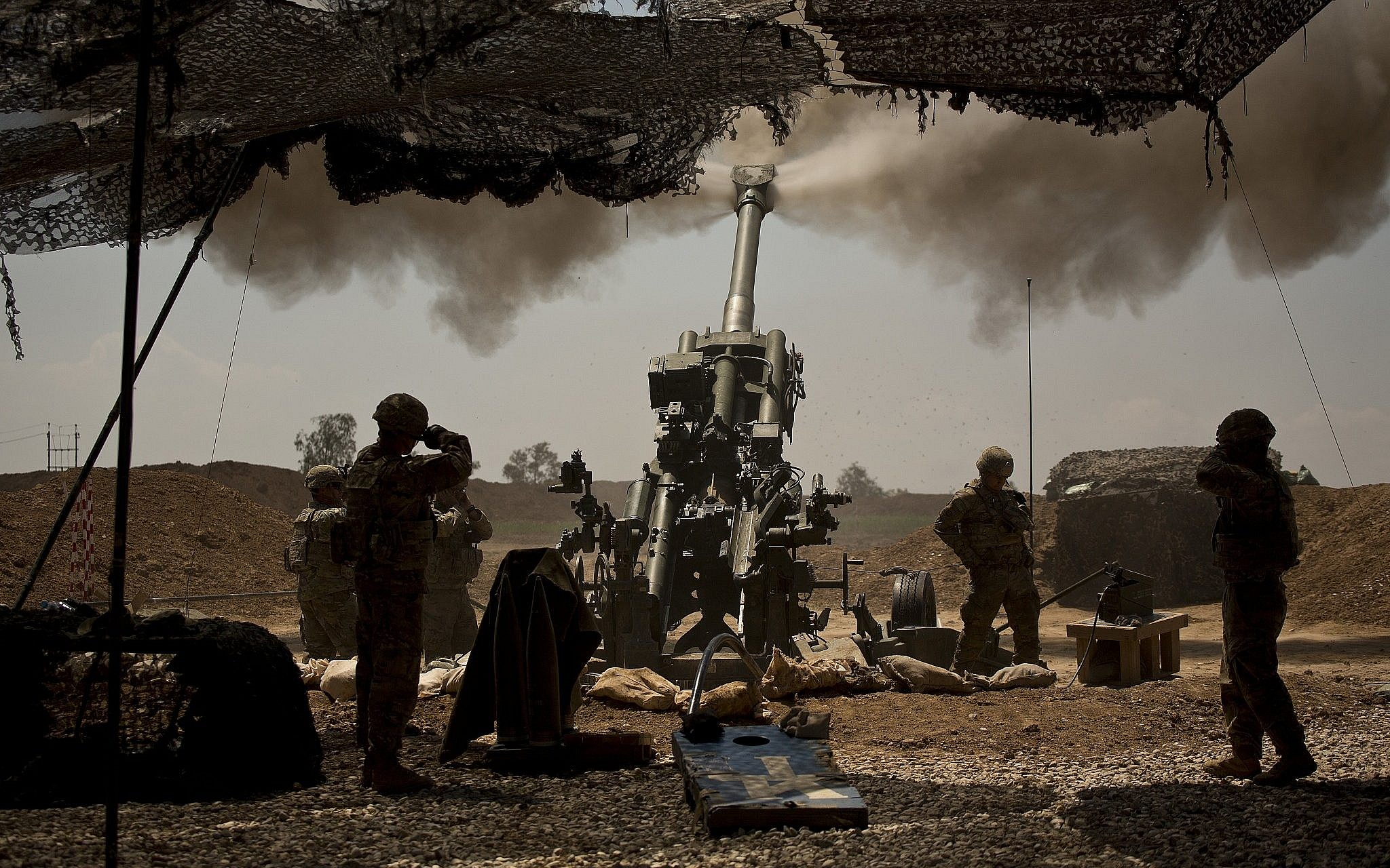 IS could retake territory in months if left alone, Pentagon