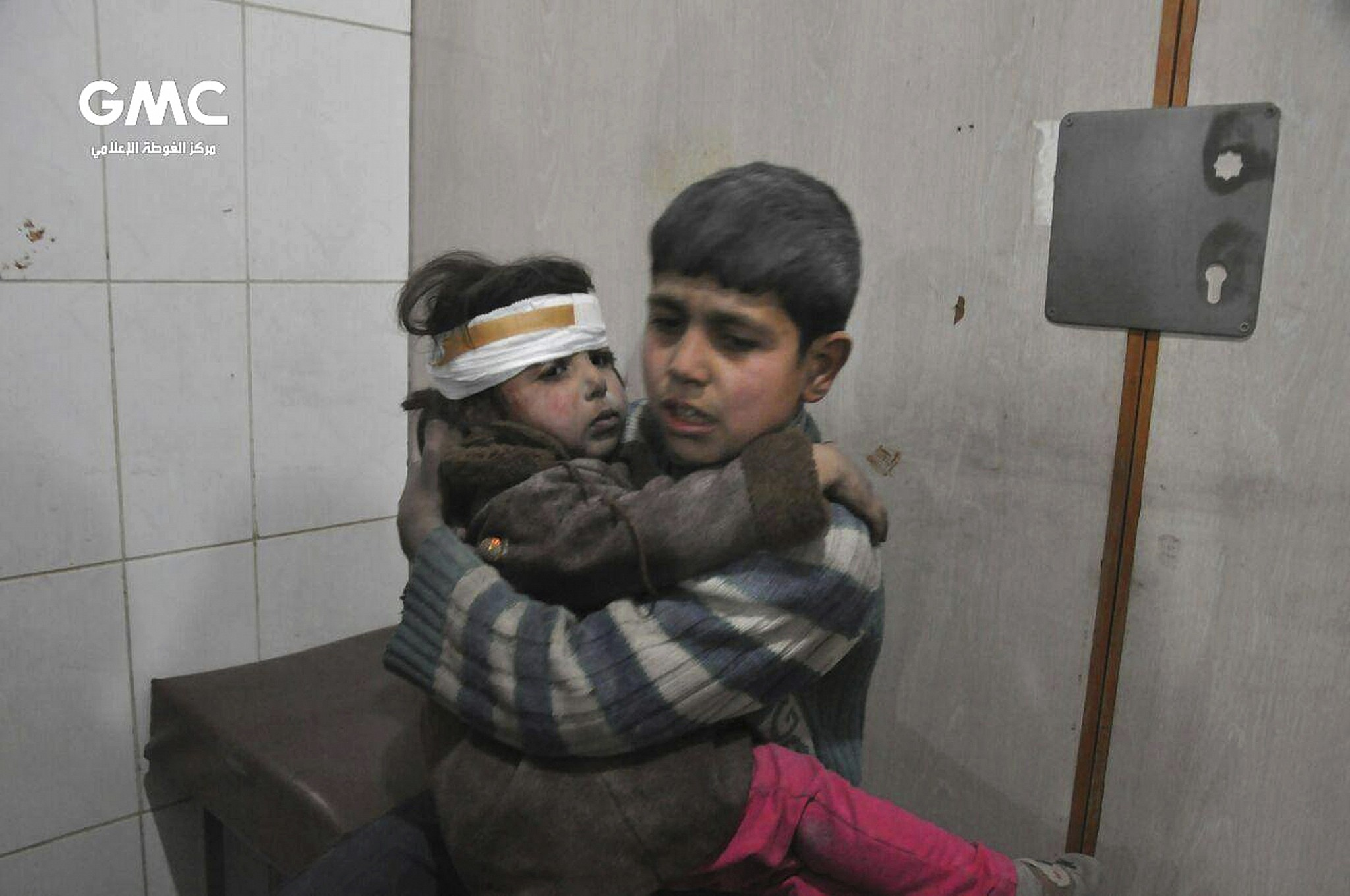 European Union  calls for ceasefire in Syria's eastern Ghouta, urgent aid access