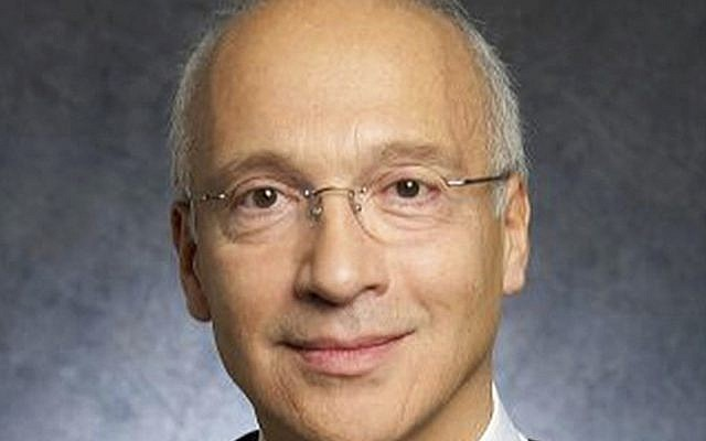 This undated photo provided by the US District Court shows Judge Gonzalo Curiel. (U.S. District Court via AP)