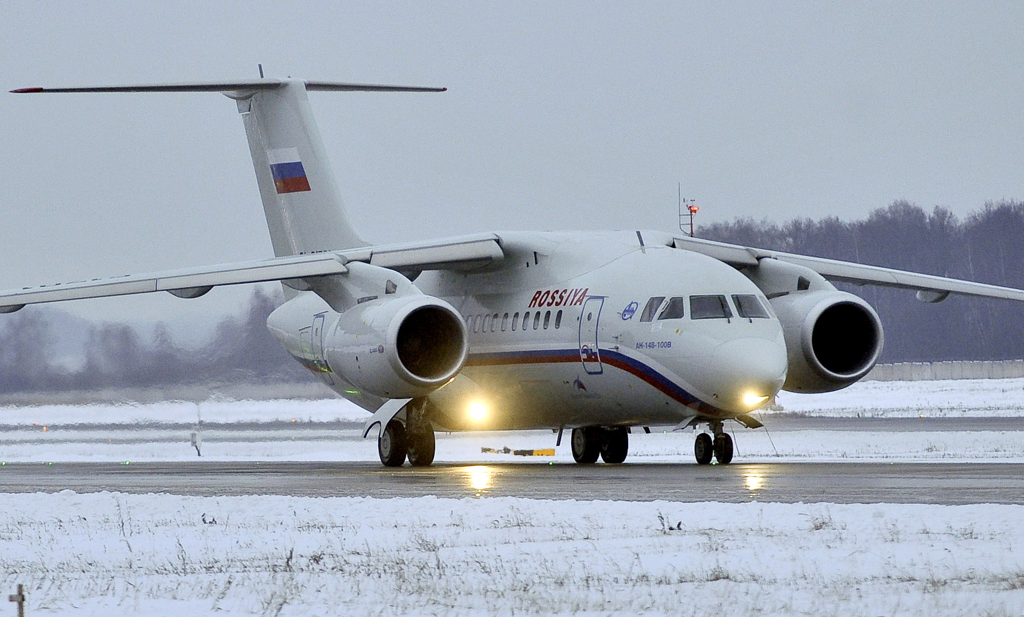 71 feared dead as Russian plane crashes near Moscow | The ...