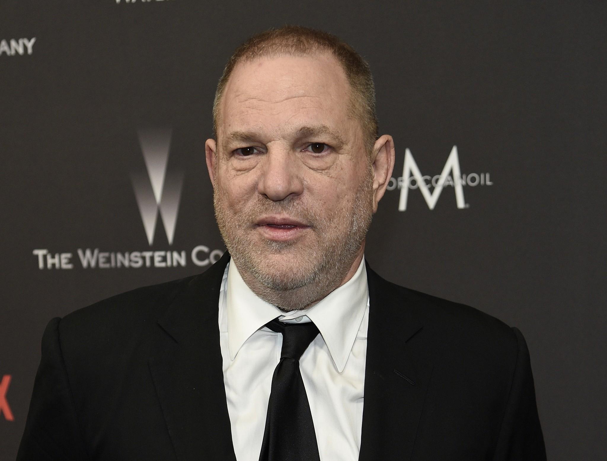 NY attorney general sues The Weinstein Company, Harvey Weinstein