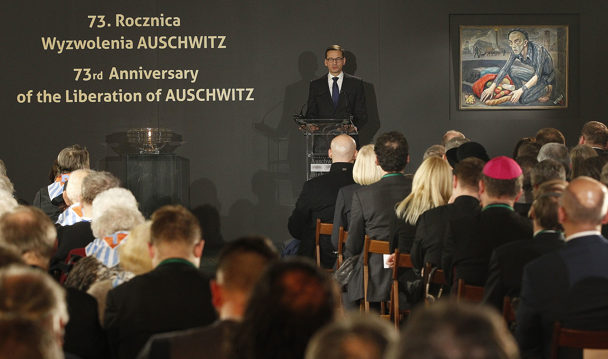 Polish Progressive Judaism Group Voices Opposition to Poland's Holocaust Bill