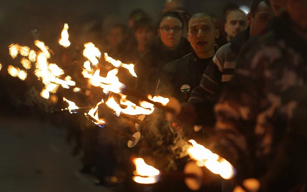 World Jewish Congress concerned about neo-Nazism in Europe