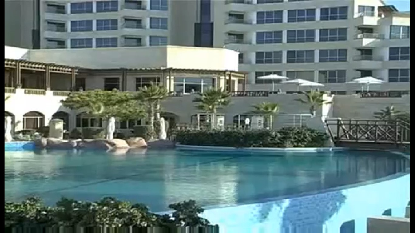 Gaza S Luxury Al Mashtal Hotel Screen Capture You