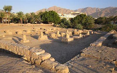 Ancient Ayla in present-day Aqaba, Jordan (CC BY-SA Tarek7/Wikimedia Commons)