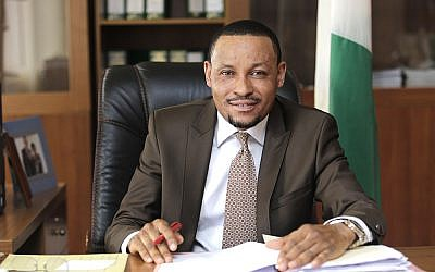 Nigerian anti-corruption judge Danladi Umar. (CC BY-SA 4.0 Philipihesiulo/Wikipedia)