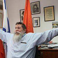 Yaakov Katz (Yossi Zamir/Flash90)