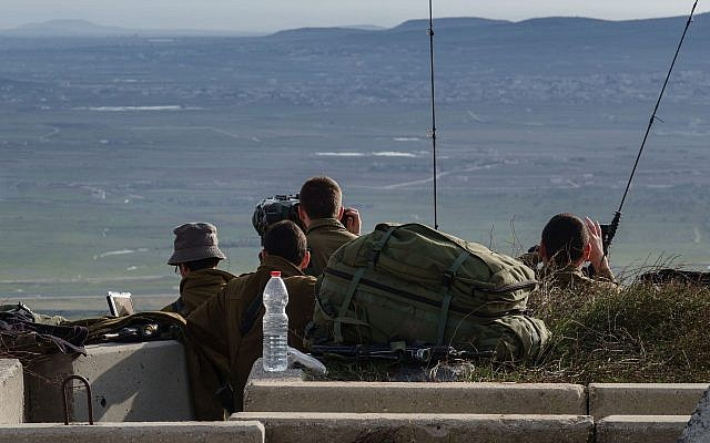 Israeli military on high alert amid Iran threats to avenge Syria strike