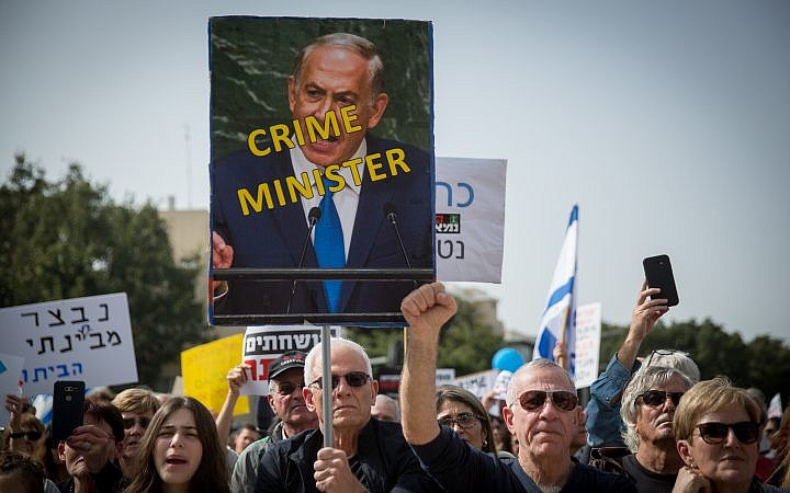 Now, Israeli PM Netanyahu faces corruption charges, refuses to quit