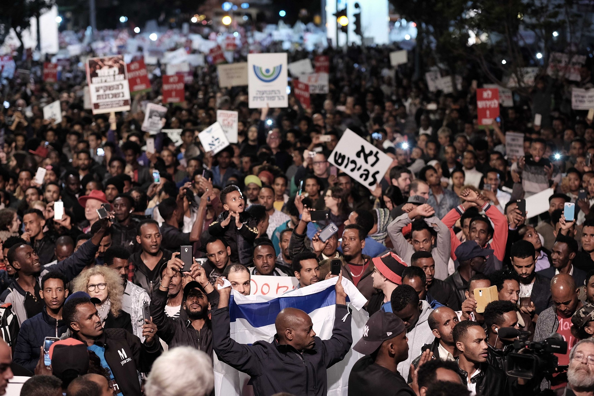 Jewish Agency urges Israel to grant asylum to 500 young ...