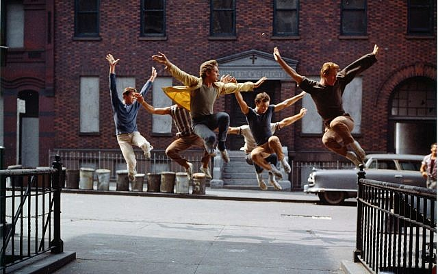 Production still from 'West Side Story' (courtesy)