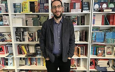 Adam Freudenheim, head of Pushkin publishing house. (Courtesy)