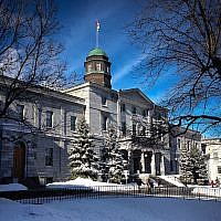 McGill University. (Wikimedia Commons)