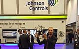 Or Shinhertz manager of the Johnson Controls Innovation program (Courtesy)