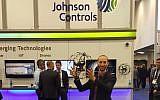 Or Shinhertz manager of the Johnson Controls Innovation program (Courtesy)