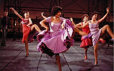 Rita Moreno won an Oscar for her portrayal of Anita in the original 'West Side Story.' (courtesy)