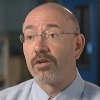 KIPP charter schools co-founder Michael Feinberg. (Screen capture: YouTube)