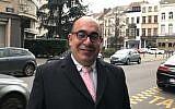 Israeli Ambassador-designate to Jordan Amir Weissbrod (Courtesy MFA)