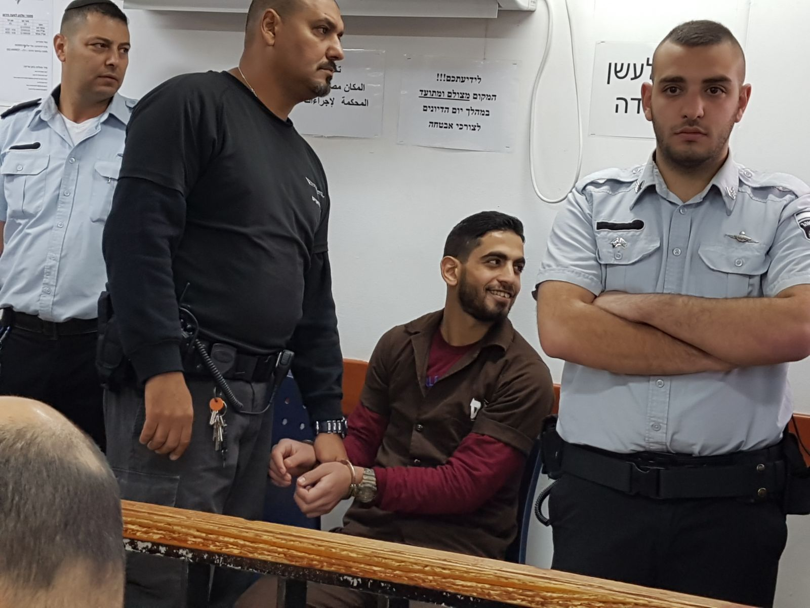 Israel Sentences Palestinian to Life for Killing 3 Israelis