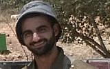 Shiloh Siman-Tov, an IDF soldier who succumbed to wounds sustained in a car crash on February 14, 2018. (Courtesy)
