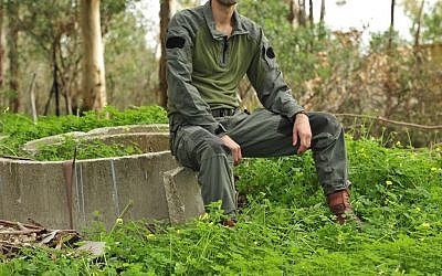New uniforms that are due to be distributed to the IDF's special forces, as revealed on February 25, 2018. The faces of special forces cannot be displayed. (Israel Defense Forces)