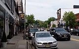 Illustrative: A street in Montclair, New Jersey (YouTube screenshot)