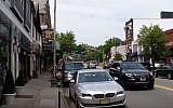 Illustrative: A street in Montclair, New Jersey (YouTube screenshot)
