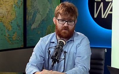 Chuck Johnson (YouTube screenshot)