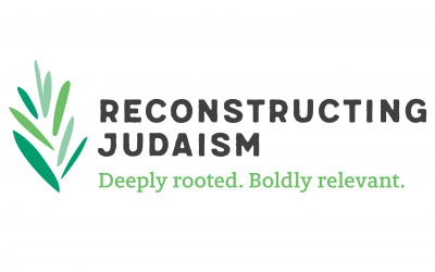The Reconstructionist movement's new logo (Courtesy of Reconstructing Judaism)