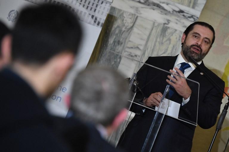 Hariri: Lebanon plans to boost army presence on southern border