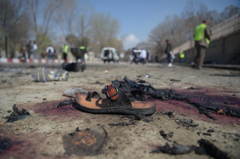 Kabul Blast: Dozens Of Casualties After Explosion Near Hospital, University