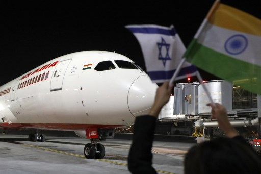 Airliner Makes History By Flying To Israel Via Saudi Airspace