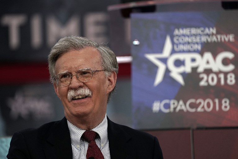 Donald Trump's Choice Of John Bolton And Mike Pompeo Stirs War Fears
