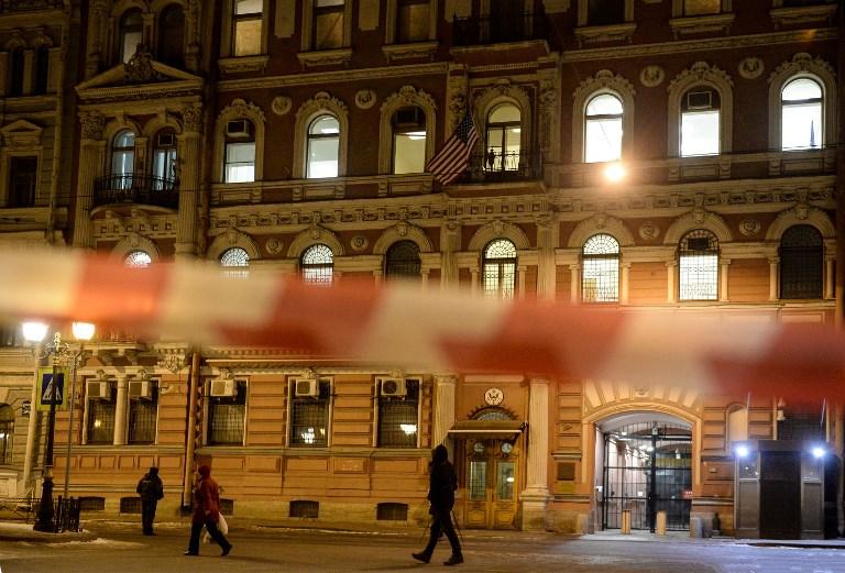 North Atlantic Treaty Organisation withdraws accreditation of 7 Russian diplomats