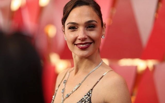 Gal Gdot attends the 90th Annual Academy Awards at Hollywood   Highland  Center on March 4 ddce4f937