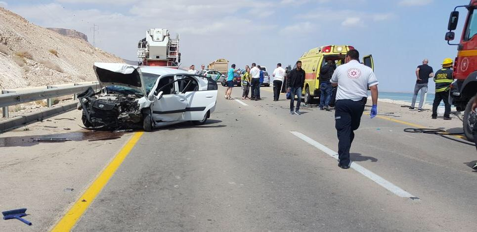 Young Boy Critically Injured 9 Others Hurt In Collision Near Dead