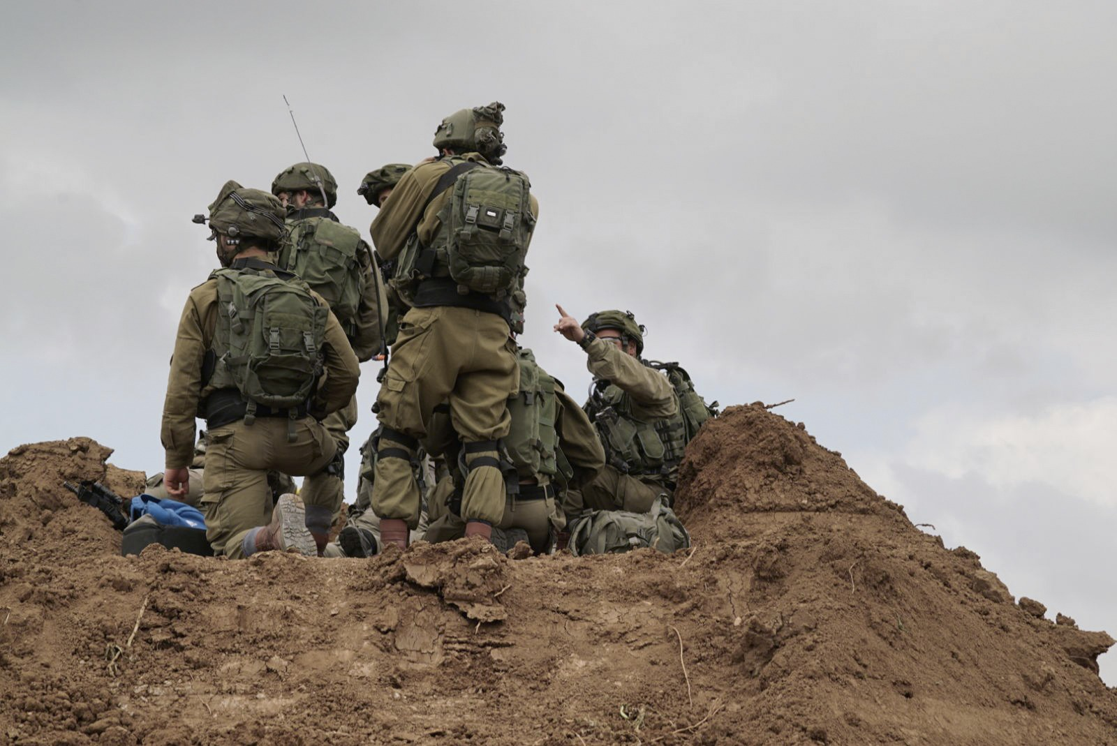 Idf Girds For Renewed Clashes On Tense Gaza Border The Times Of Israel