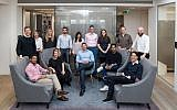 Eight Roads Ventures European Team (Courtesy)