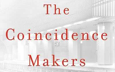 Yoav Blum's bestseller 'The Coincidence Makers' has just been published in English and is being optioned for a film (Courtesy US Macmillan)
