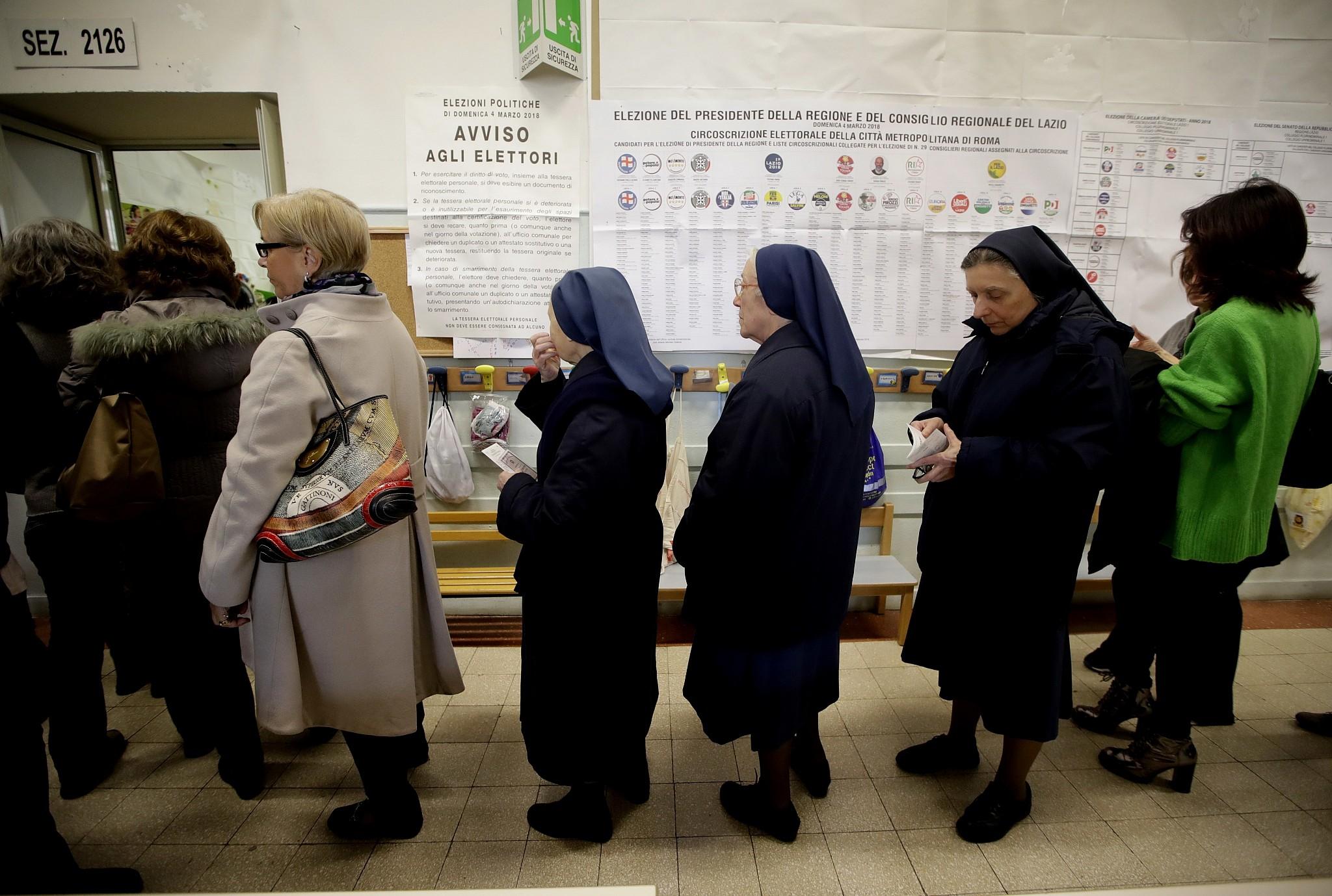 Viii municipio roma candidating
