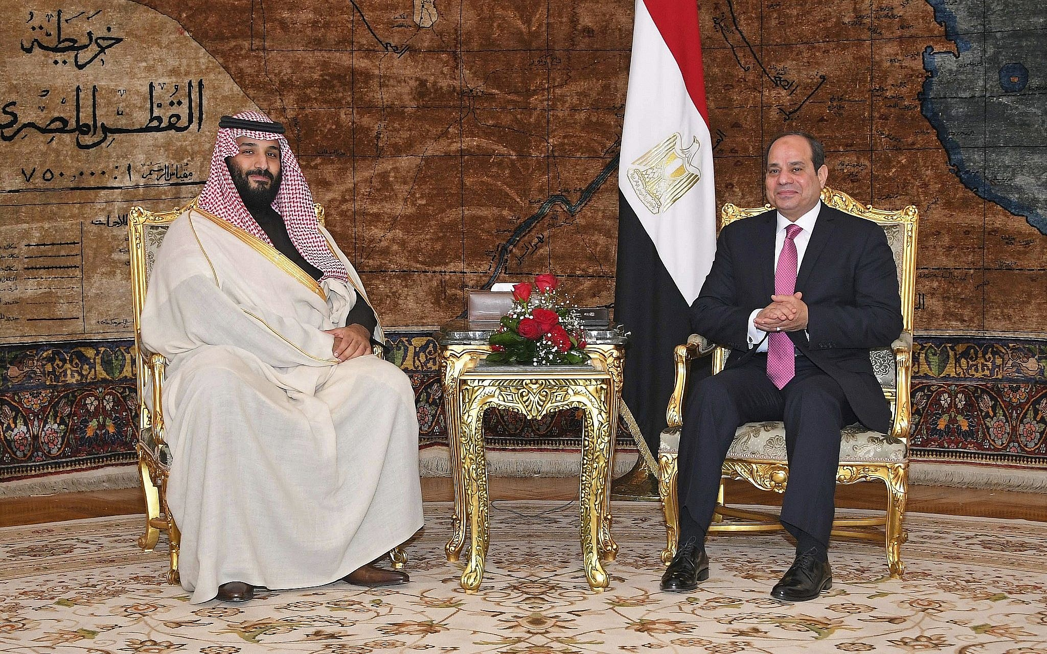 Saudi crown prince commits to interfaith tolerance