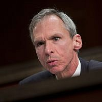 File: In this April 14, 2016 file photo, Rep. Dan Lipinski, D-Illinois, speaks on Capitol Hill in Washington. (AP Photo/Pablo Martinez Monsivais File)