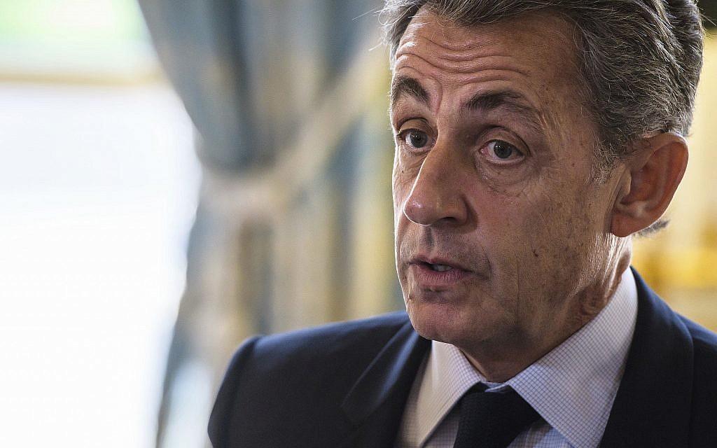Ex-French president Sarkozy arrested in Libya funding probe