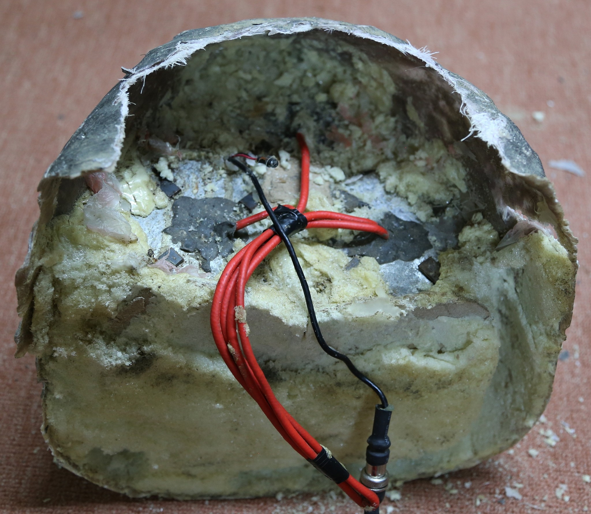 Bombs disguised as rocks in Yemen reportedly show Iran aid