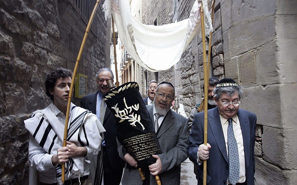 Spain extends citizenship law for Sephardic Jews | The Times