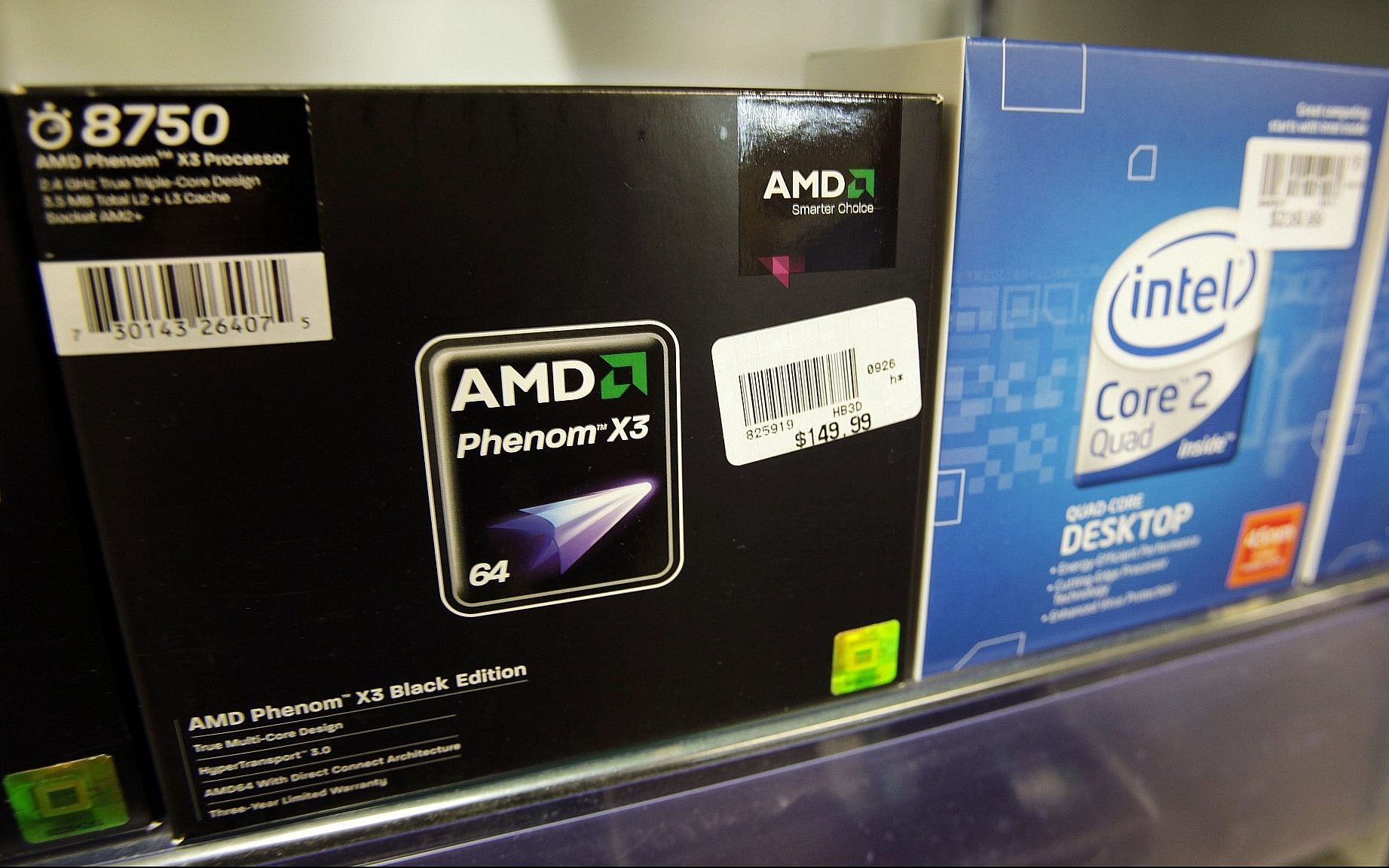 Israeli firm claims to find 'critical' security flaws in AMD chips