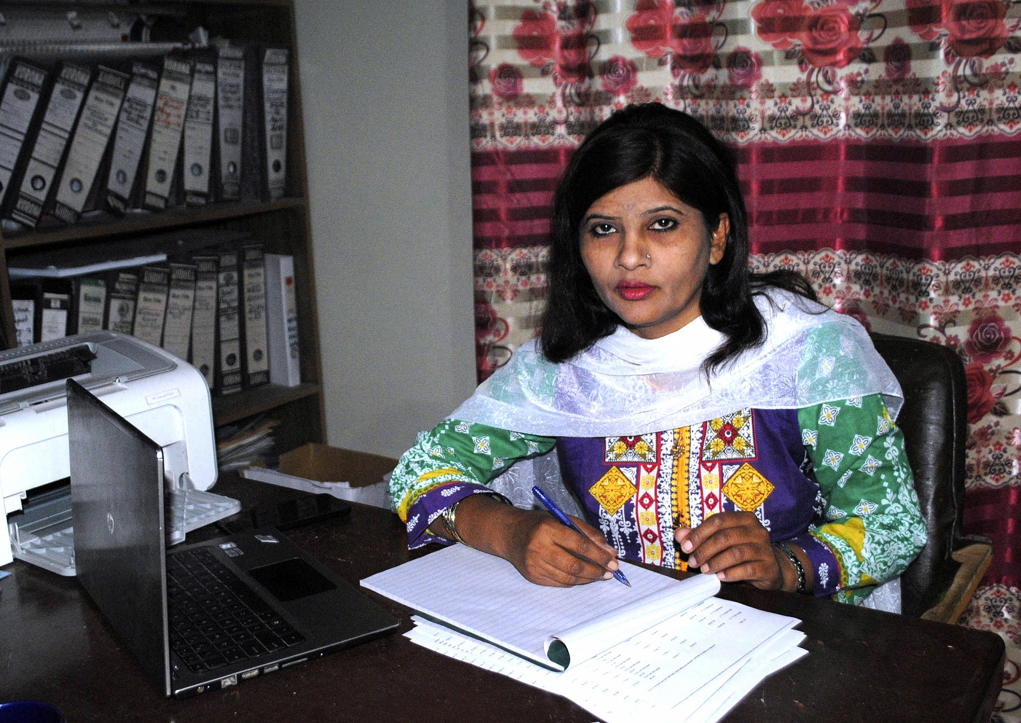 Krishna Kumari: First Hindu Dalit female senator in Pakistan